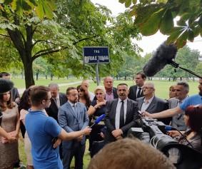 Domovinska koalicija tiskovna zagreb