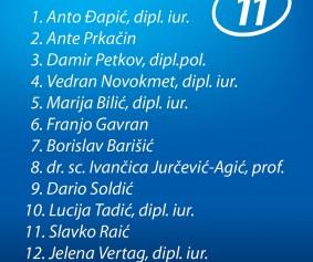 Lista br. 11 – Demokratski savez nacionalne obnove (DESNO)