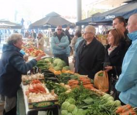 DESNO na tržnici Osijek