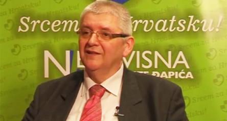 """Intervju od 28.04.2014.: o izborima za Europski parlament, razvoju Europske unije i značaju """"kune"""" za Hrvatsku"""
