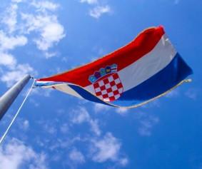 zastava hrvatska 2